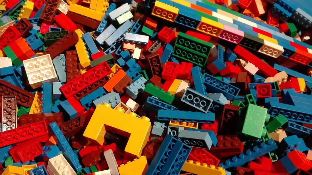 レゴランドレゴ風呂