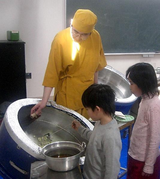 金平糖の手作り体験画像
