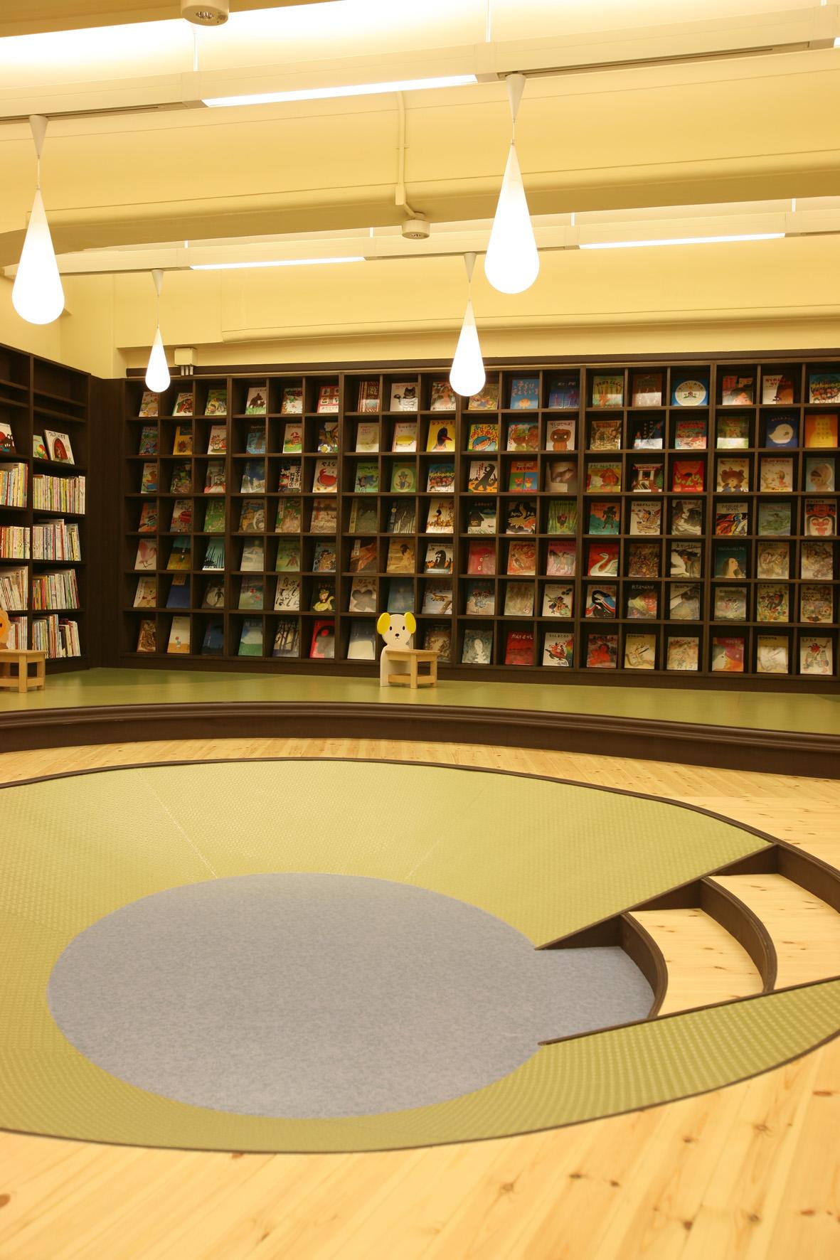 こども図書館京都国際マンガミュージアム