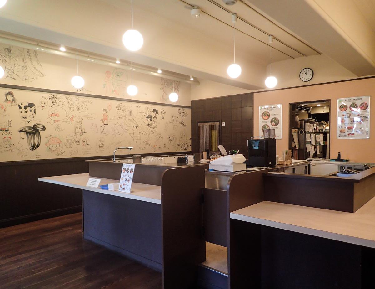 京都国際マンガミュージアムカフェ