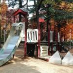 靭公園遊具