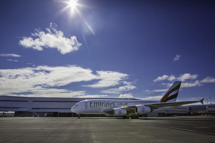 エミレーツ航空イメージ写真