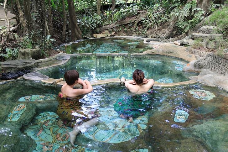 クラビ温泉