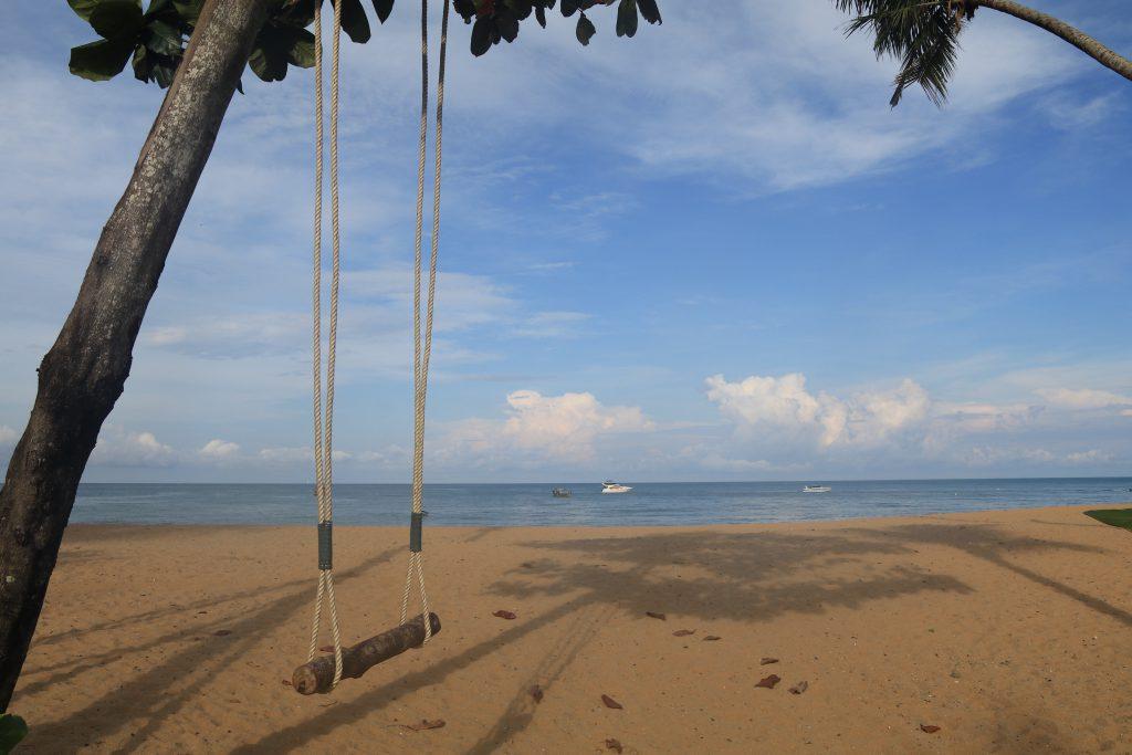 カオラックを代表するビーチ